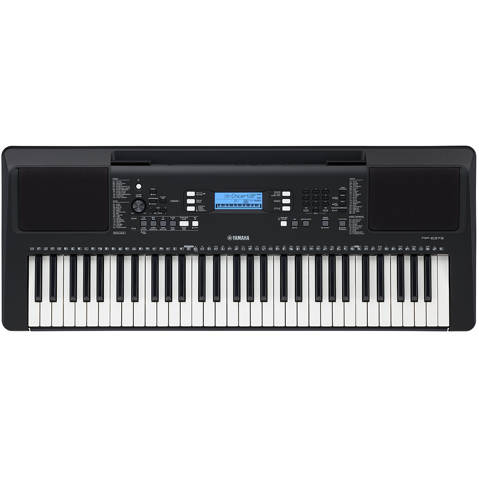 Yamaha PSRE373 Portable Keyboard