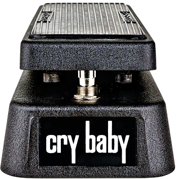 Dunlop GCB95 Cry Baby Wah Effects Pedal