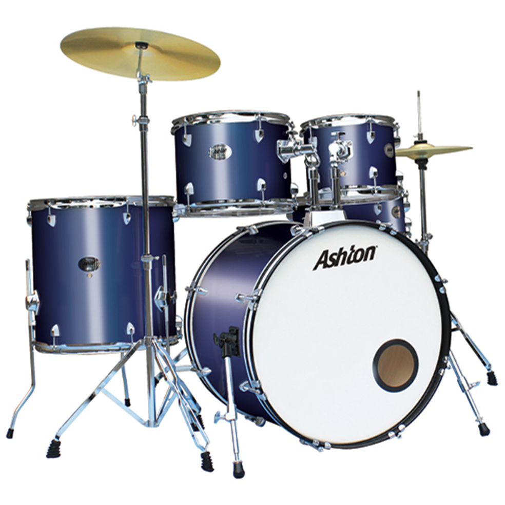 Ashton TDR520MB Drumkit Midnight Blue