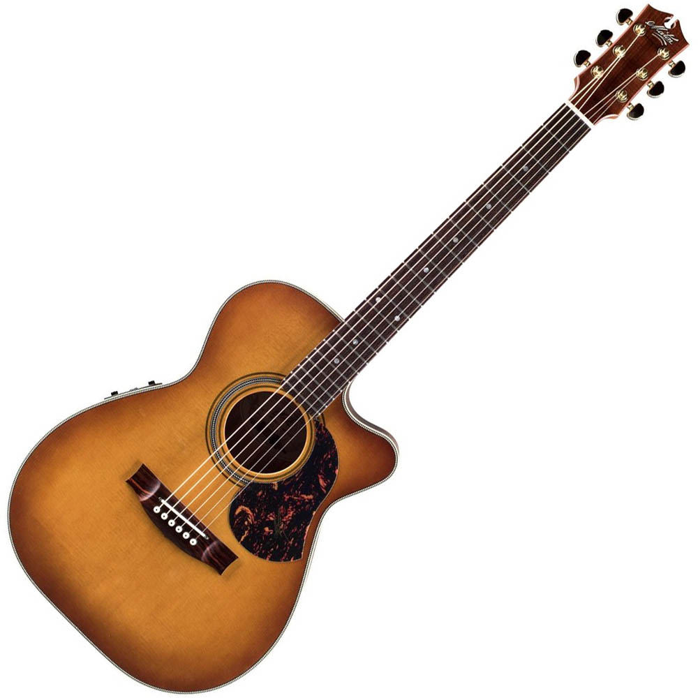 Maton EBG808C Nashville Cutaway Acoustic/Electric Guitar