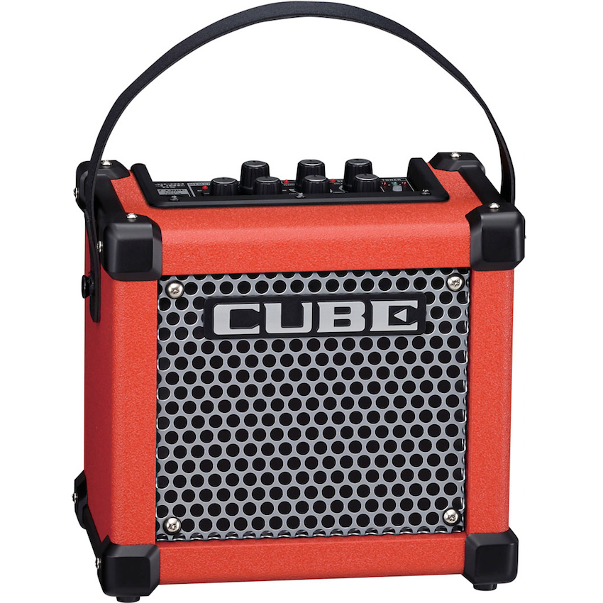 Roland Micro Cube GX Red Guitar Amp