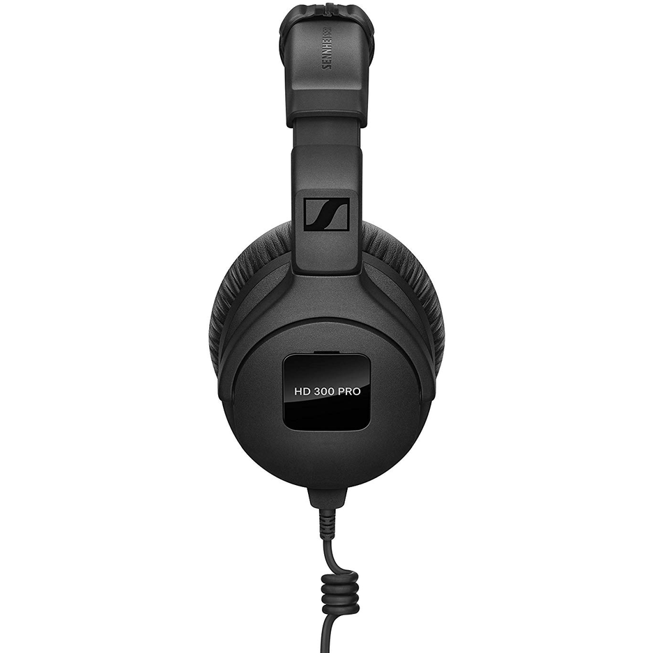 Sennheiser HD 300 PRO Closed Back Professional Monitoring Headphone