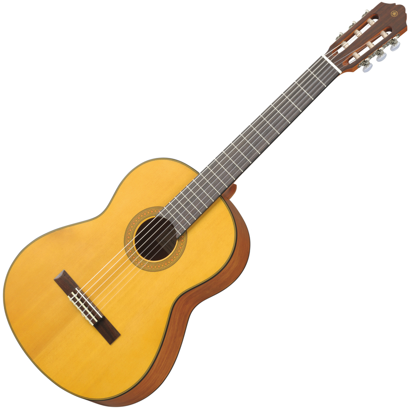 Yamaha CG122MS Classical Guitar