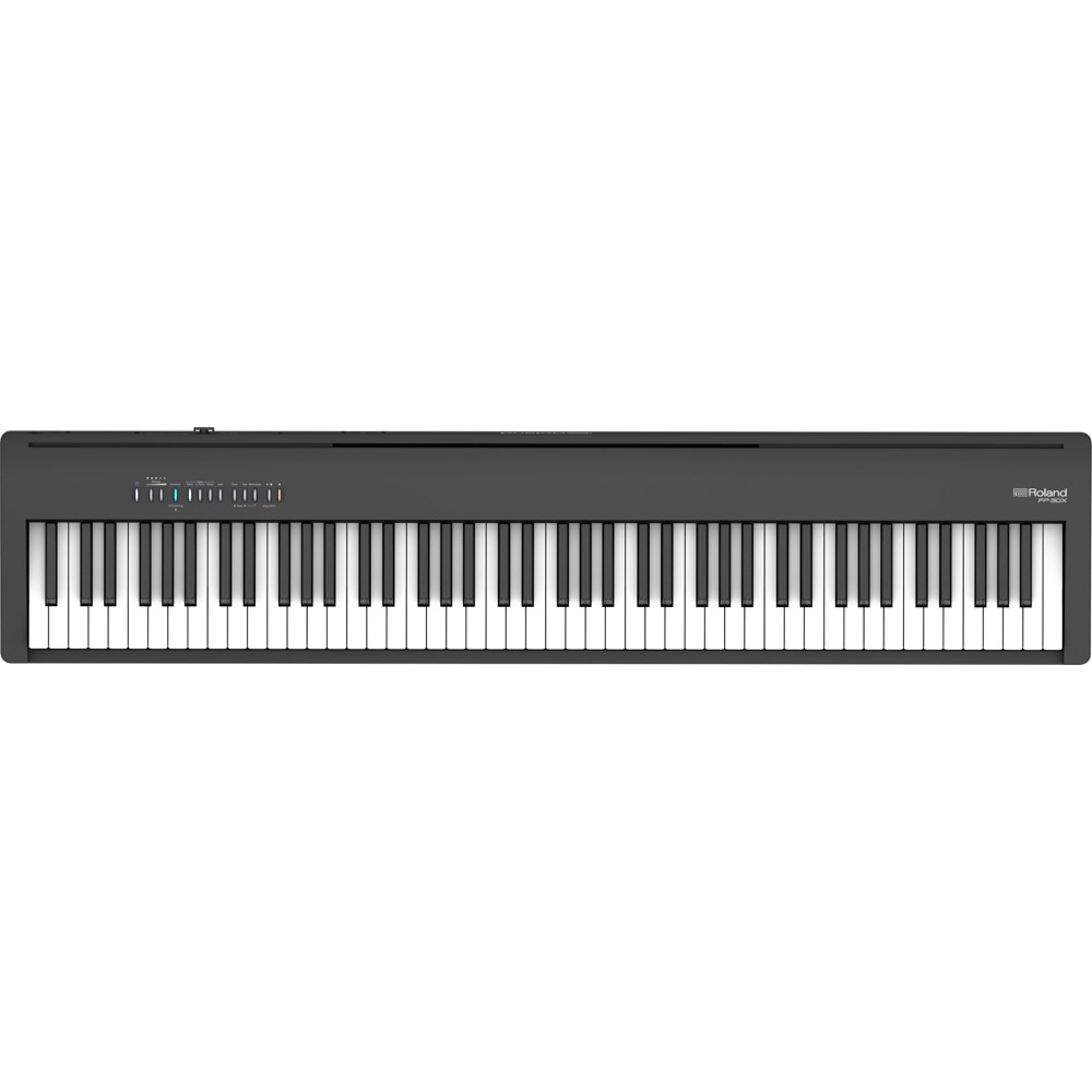 Roland FP-30X Digital Piano - Black
