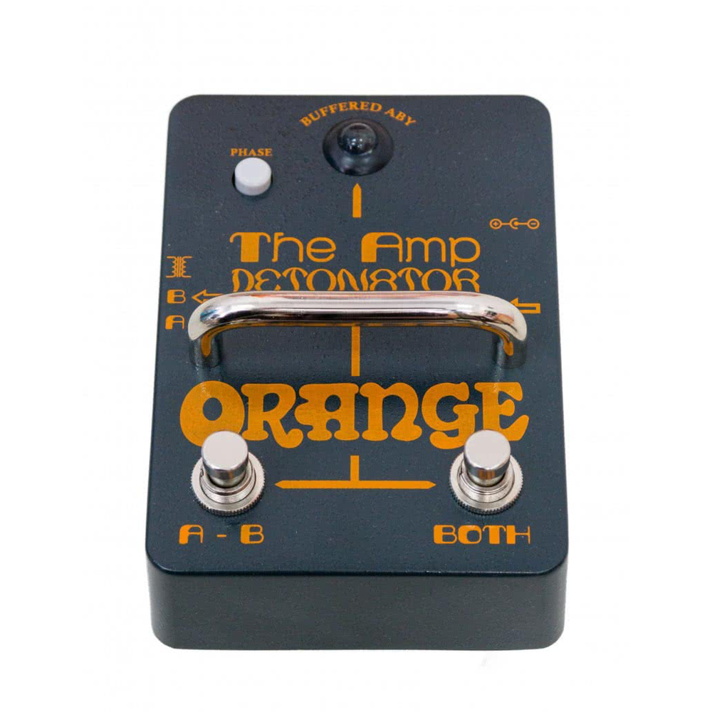 Orange Amp Detonator ABY Switcher Pedal