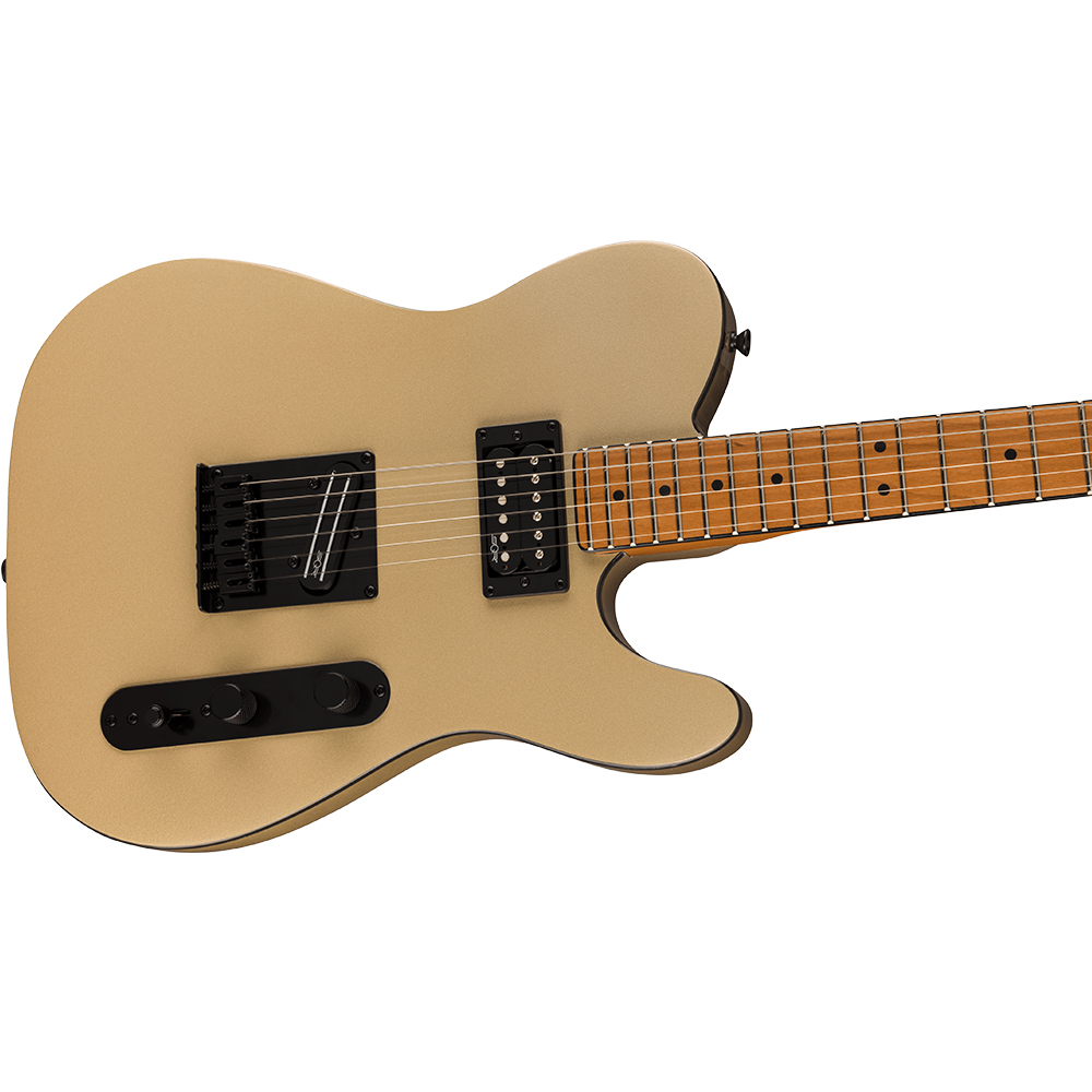 Squier Contemporary Telecaster RH - Roasted Maple/Shoreline Gold