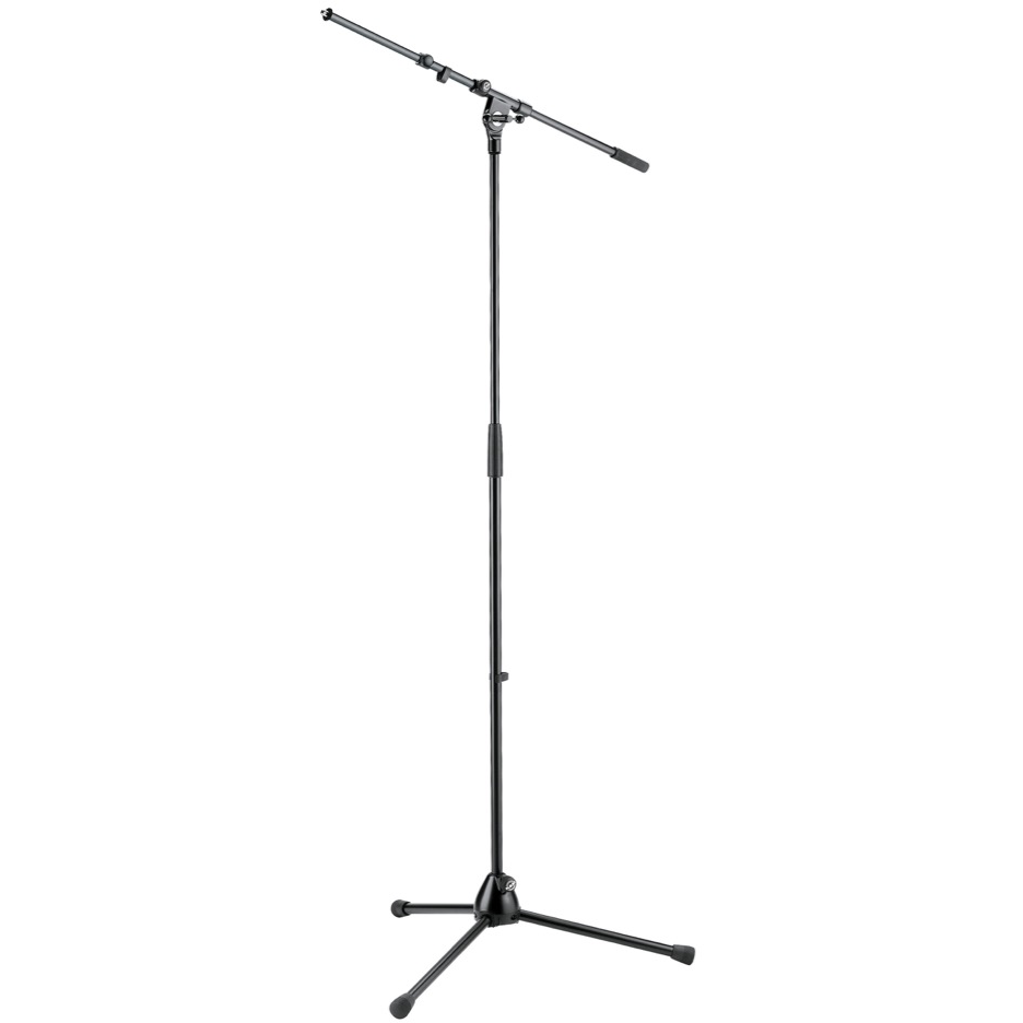 K&M 21080 Microphone Stand Soft-touch - Gray