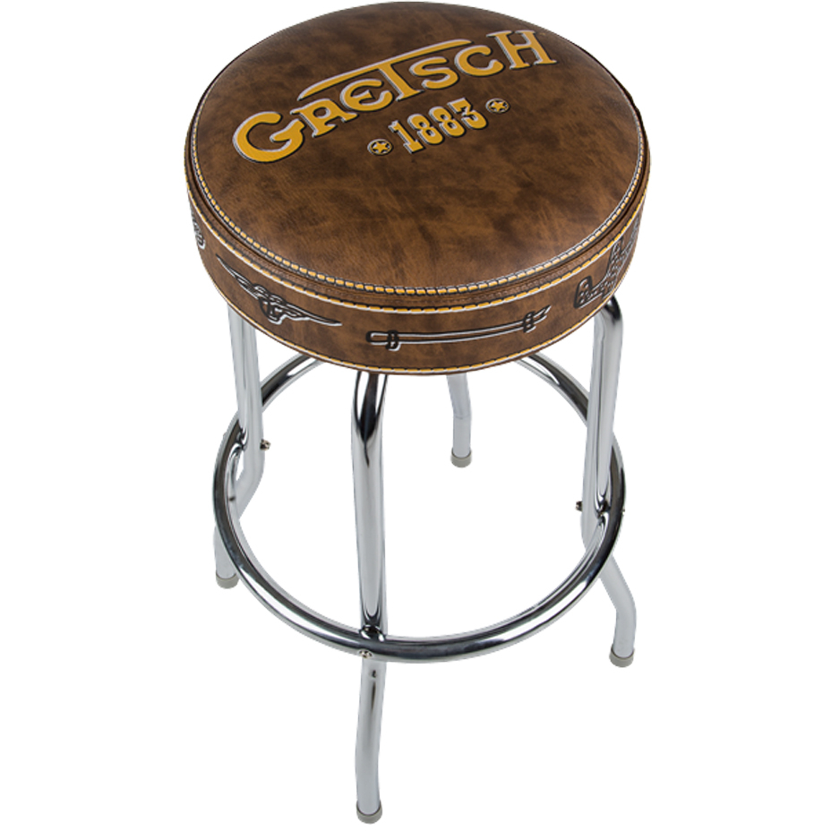 "Gretsch 30"" Bar Stool - ""Since 1883"""