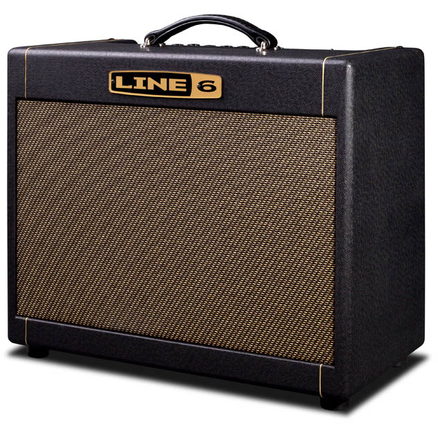 Line 6 Dt25 25W/10W 1x12 Combo Guitar Tube Amp