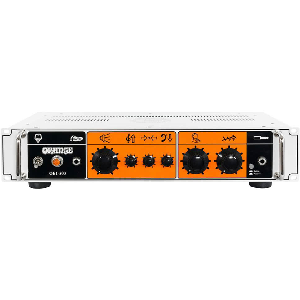 Orange OB1 500 Bass Head