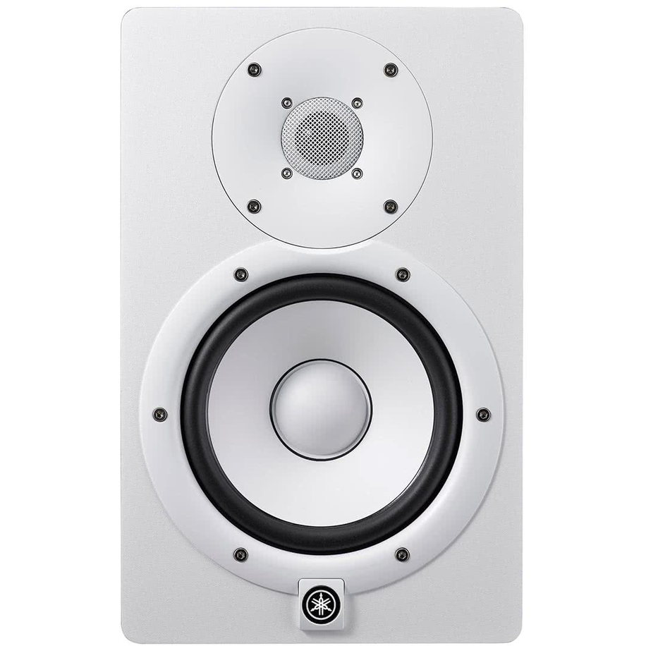 Yamaha HS7 Active Monitor Speaker - White