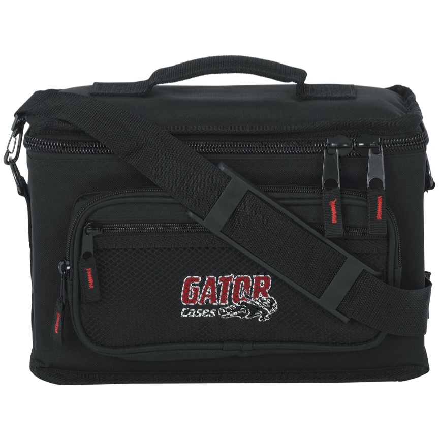 GATOR GM-4 4X MICROPHONE PADDED BAG