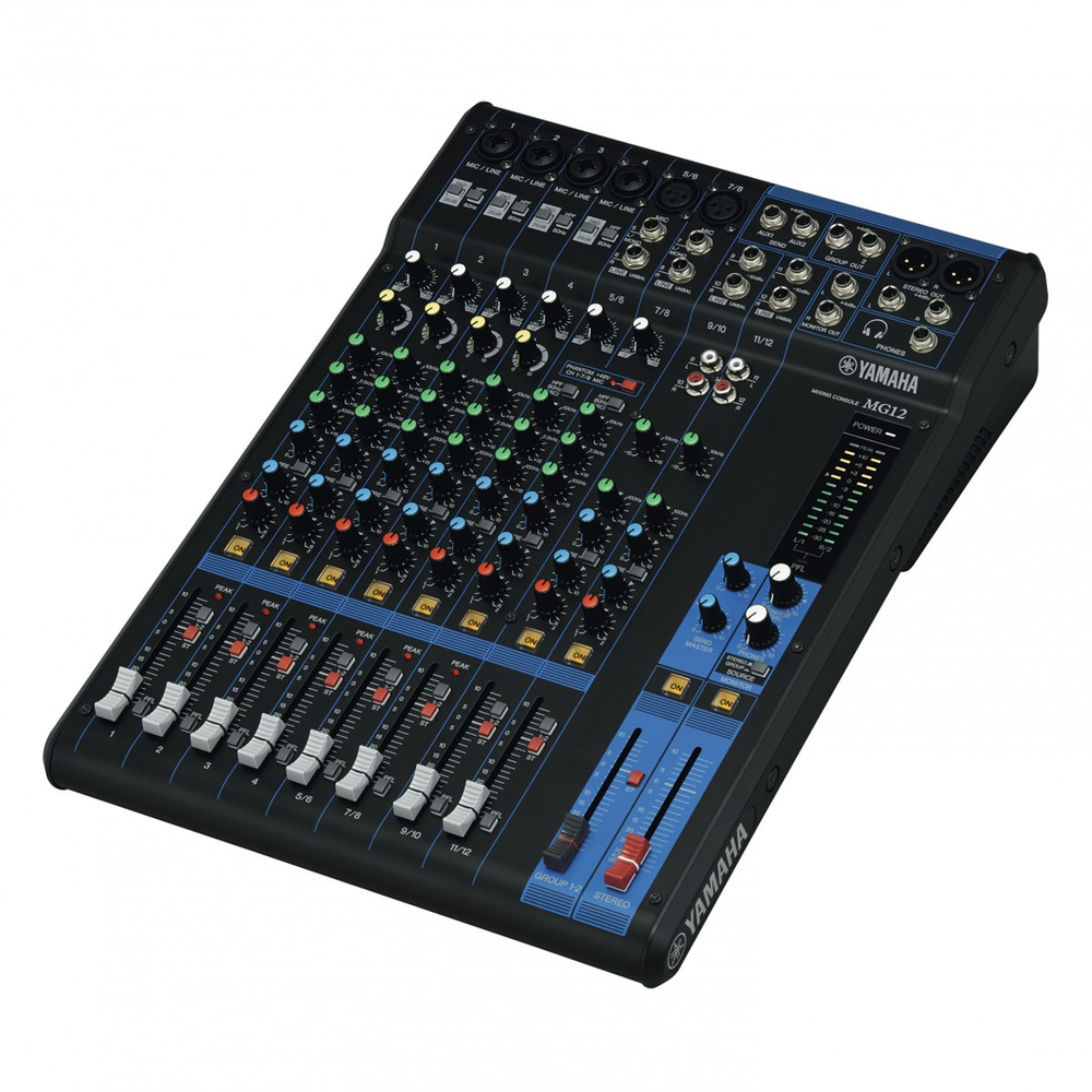 Yamaha MG12 - 12 Channel Mixer
