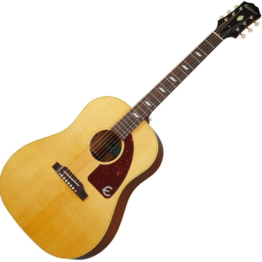EPIPHONE USA TEXAN ANT NAT - Antique Natural
