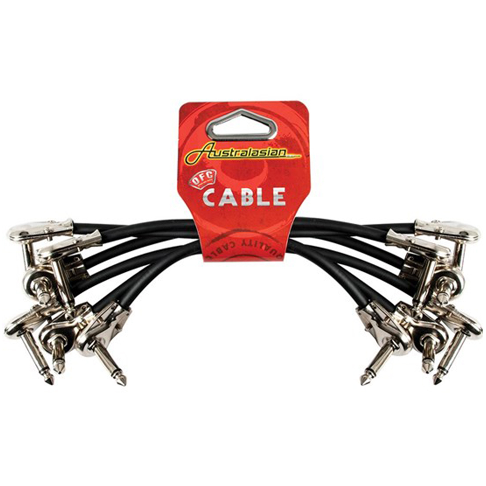 Pancake Patch Cable 6 pack
