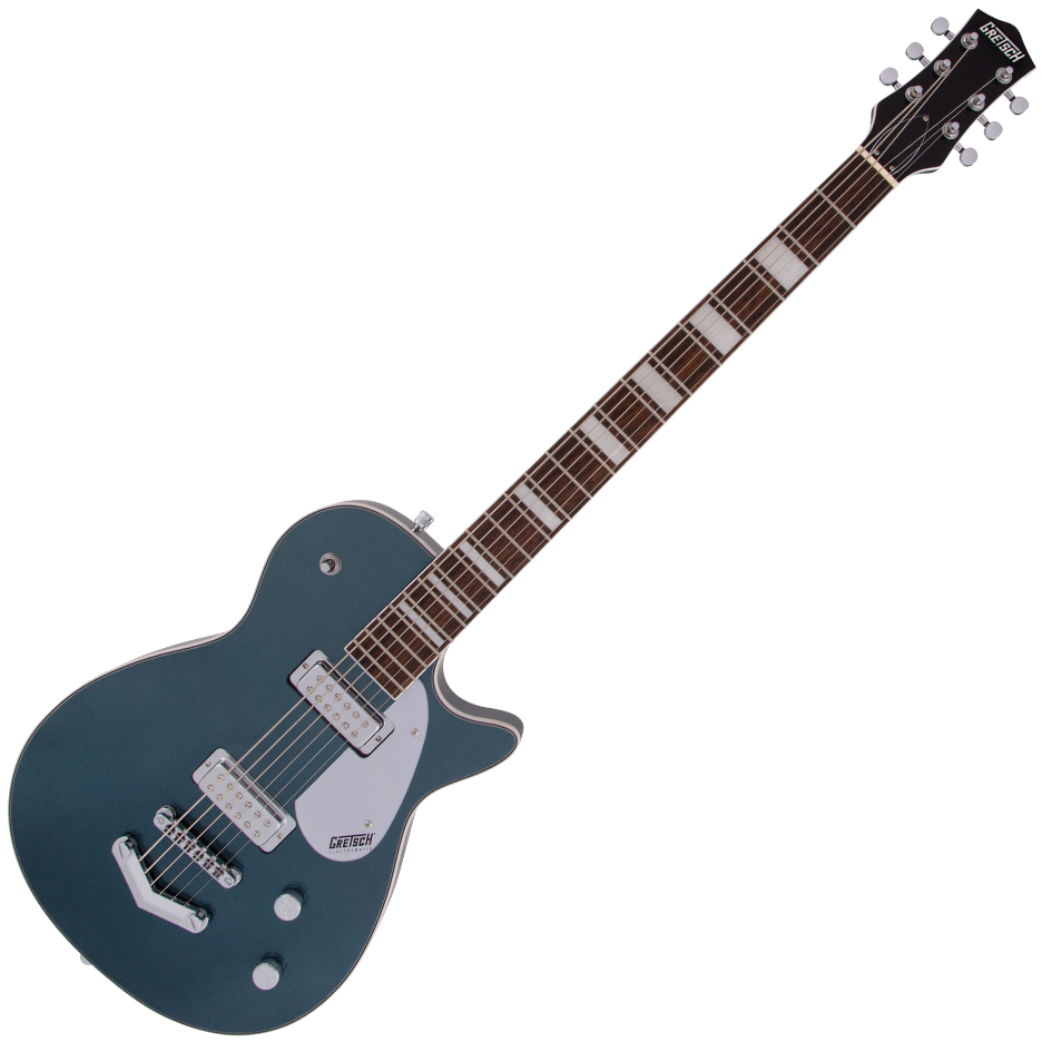 Gretsch G5260 Electromatic Jet™ Baritone with V-Stoptail - Laurel Fingerboard - Jade Grey Metallic