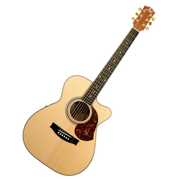 "Maton EBG808C ""Michael Fix"" Acoustic Guitar w/AP5-Pro Pickup"