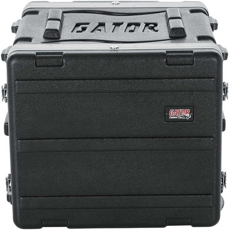 GATOR GRR-8L MOLDED PE RACK CASE 8U