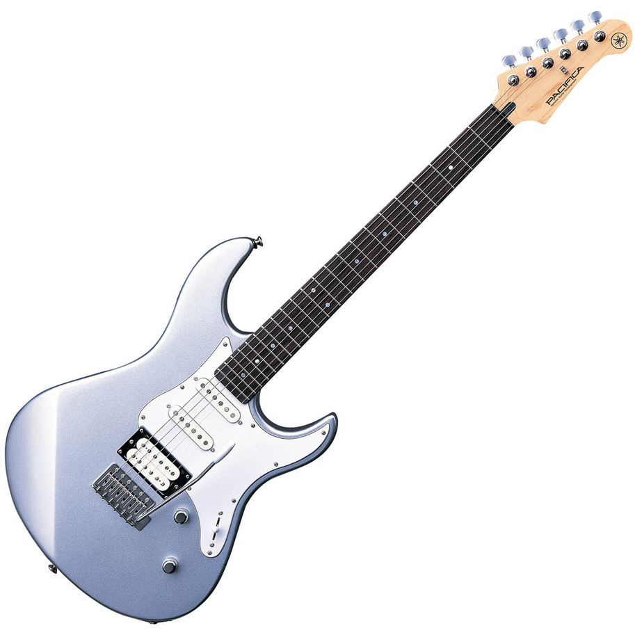 Yamaha Pacifica PAC112V Electric Guitar - Silver