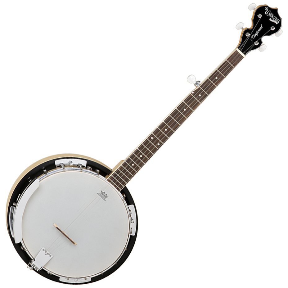 Tanglewood 5 String Banjo - Natural Gloss