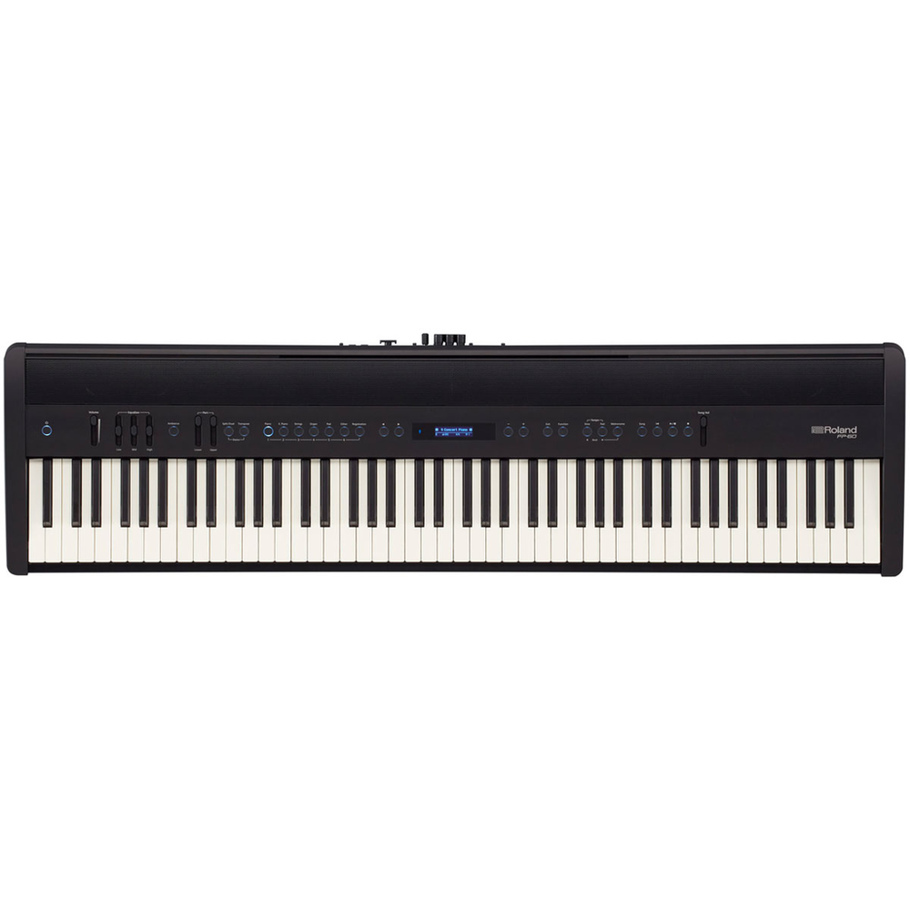 Roland FP-60 Digital Piano - Black