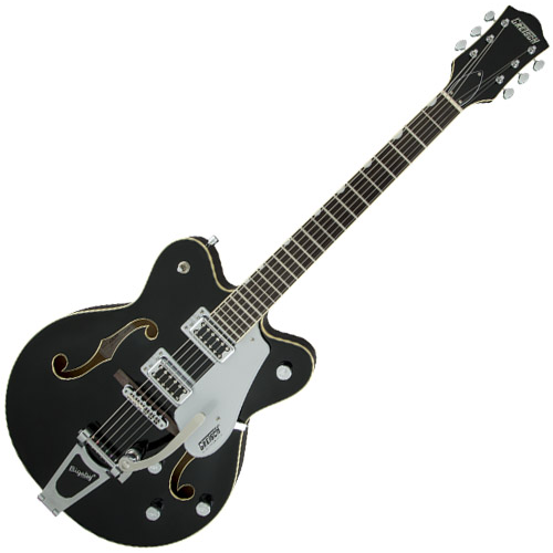 Gretsch G5422T Electromatic Hollowbody Double-Cut Electric Guitar - Black