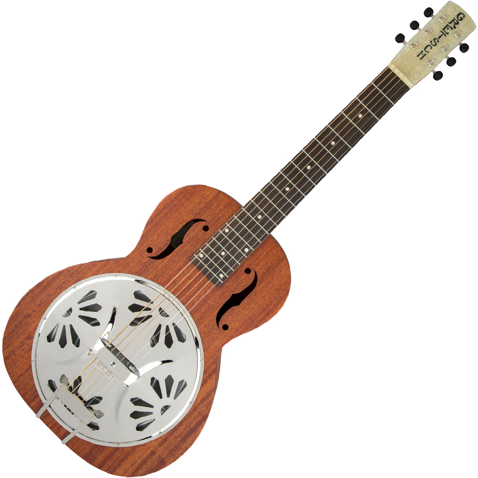 Gretsch G9210 Boxcar™ Square-Neck Resonator Guitar - Padauk/Natural