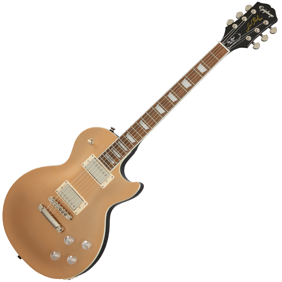 EPIPHONE LES PAUL MUSE SMOKED ALMOND METALLIC