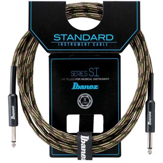 Ibanez SI10 CGR 10ft Guitar Cable