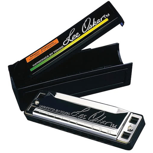 Lee Oskar Harmonica (Key D)