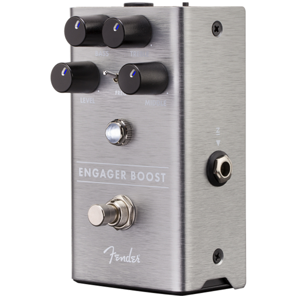 Fender Engager Boost Effects Pedal