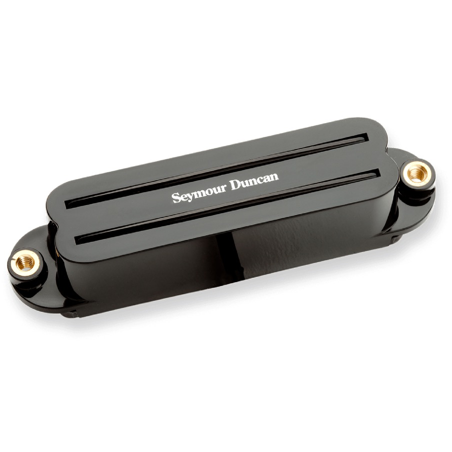 SEYMOUR DUNCAN SHR 1N HOT RAILS FOR STRAT BLACK