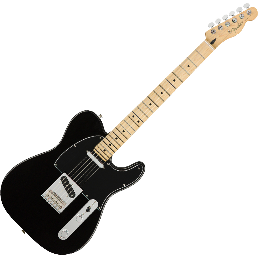 Fender Player Telecaster Electric Guitar - Maple / Black