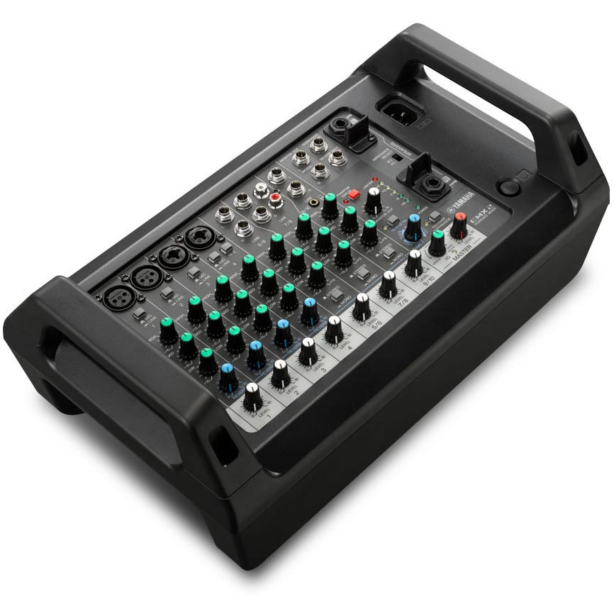Yamaha EMX2 Ten channel powered mixer