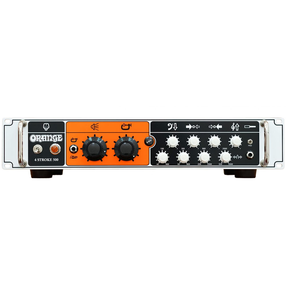 Orange 4 Stroke Bass 500W Head
