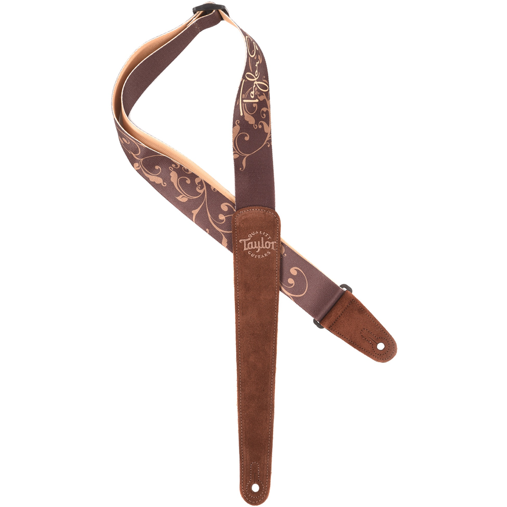 Taylor Swift Signature Guitar Strap - Brown