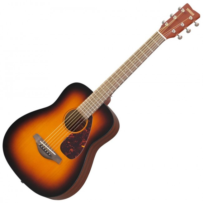 Yamaha JR2 Acoustic Guitar (Tobacco Brown Sunburst)