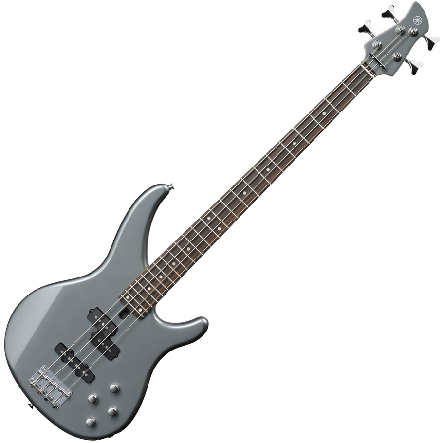 Yamaha TRBX204 Bass - Gray Metallic