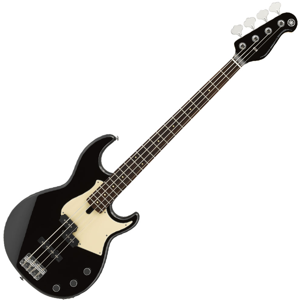 Yamaha BB434 Bass Guitar - Rosewood/Black