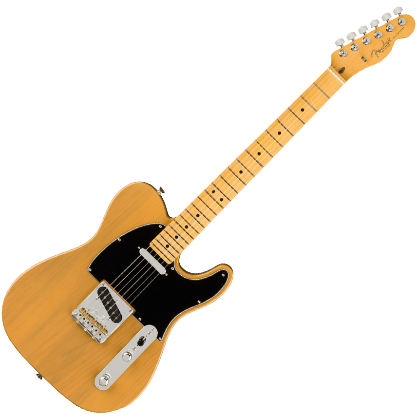 Fender American Professional II Telecaster - Maple/Butterscotch Blonde