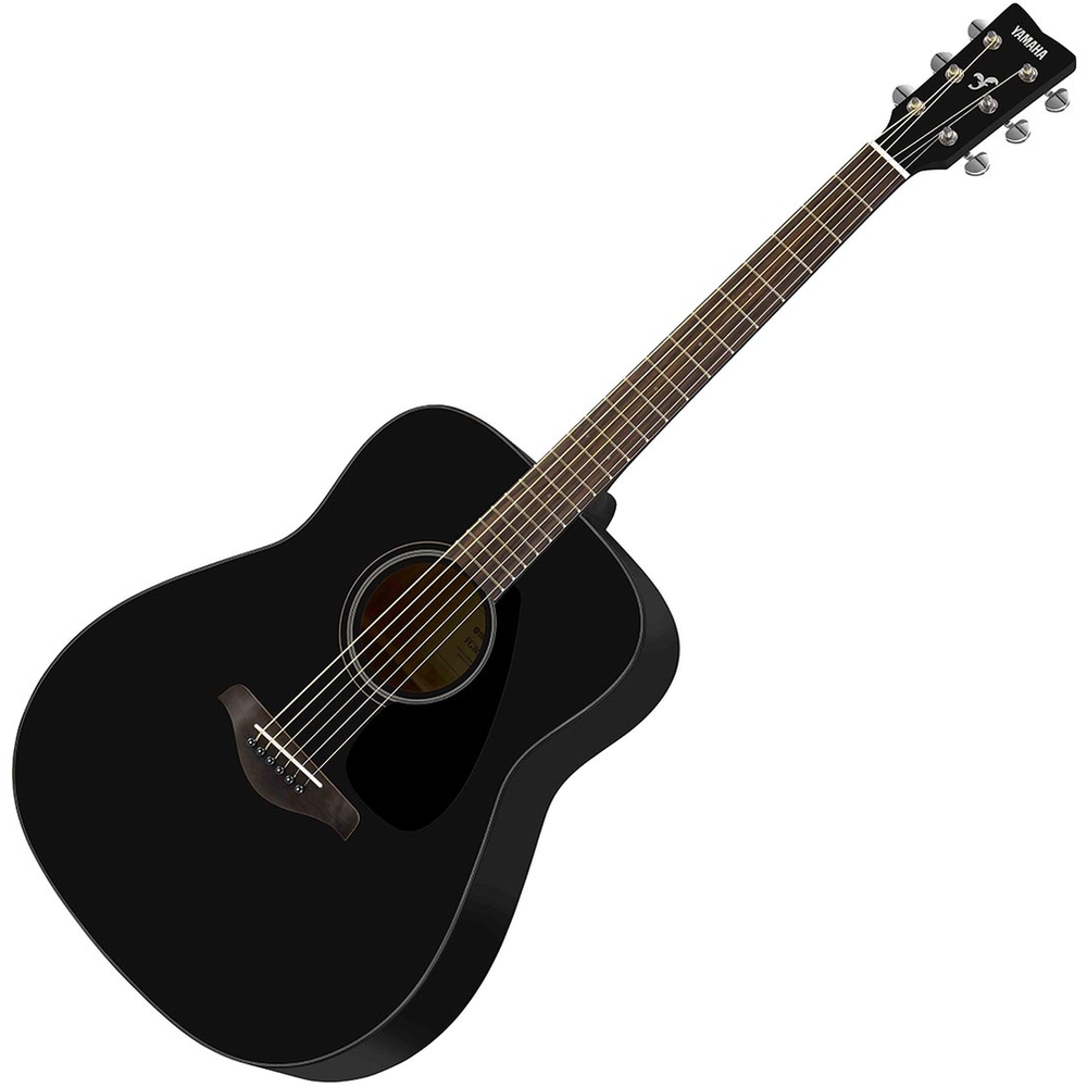 Yamaha Fg800 Black Finish