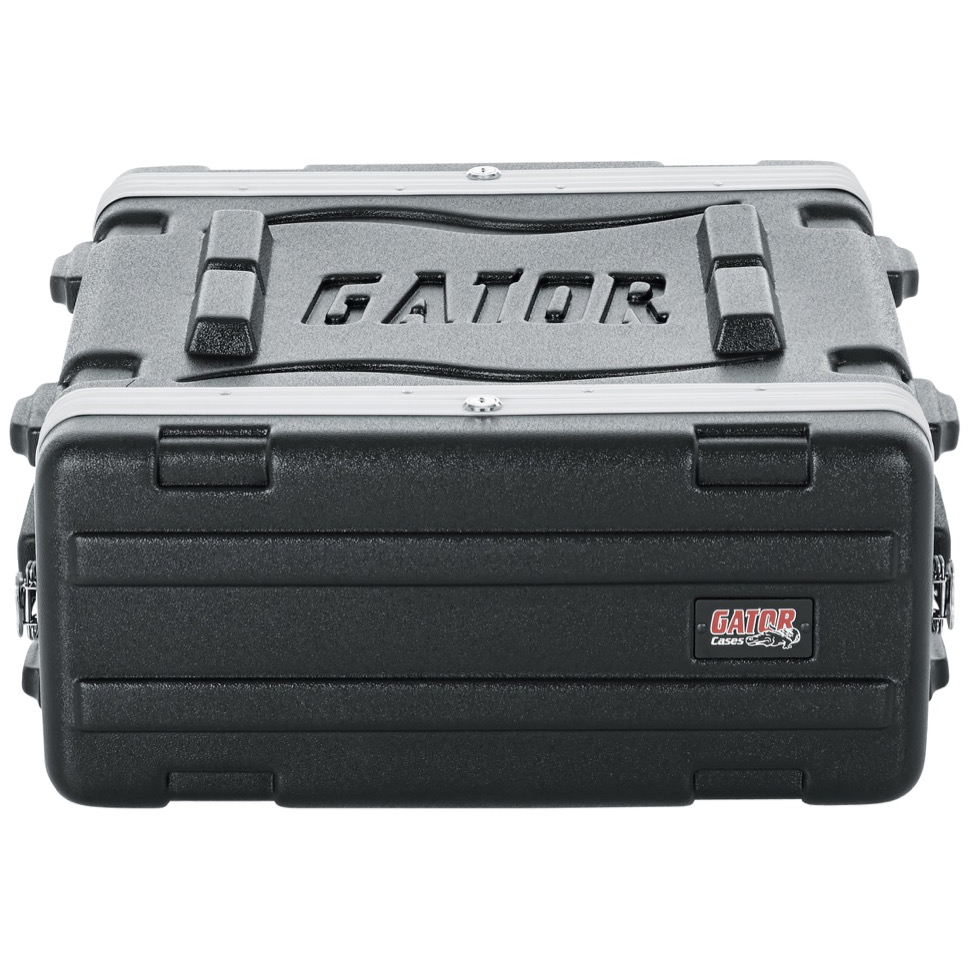 GATOR GR-4L MOLDED PE RACK CASE 4U