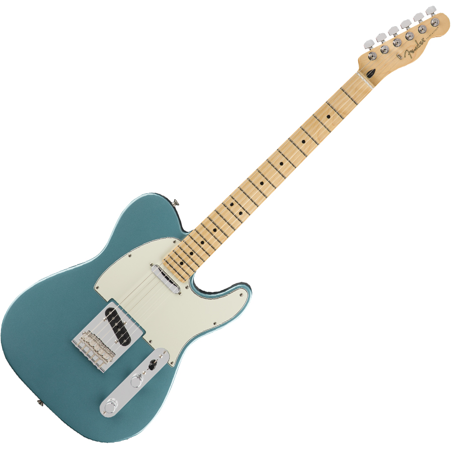 Fender Player Telecaster Electric Guitar - Maple / Tidepool