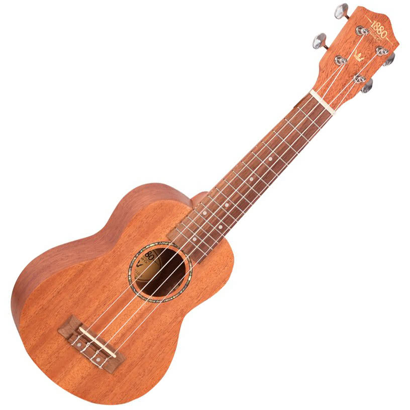 1880 Ukulele Co - 100 Series Soprano Ukulele