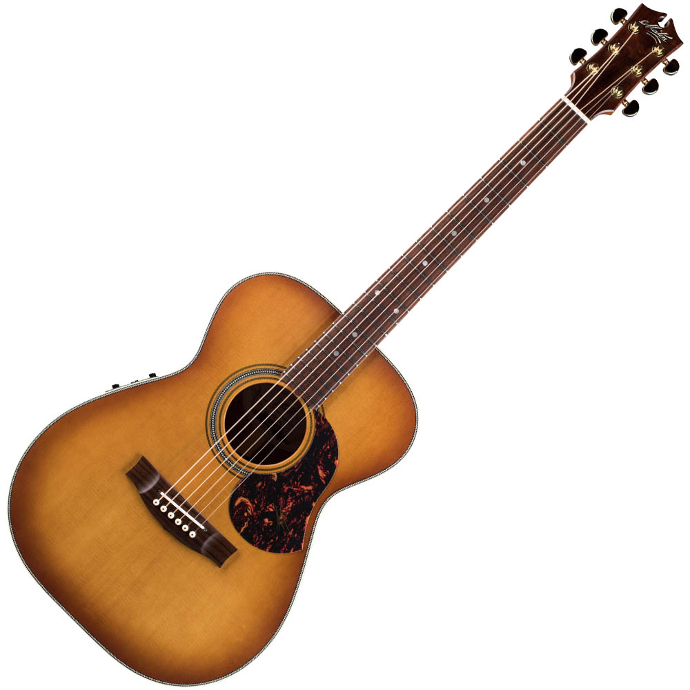 Maton EBG808 Nashville Acoustic/Electric Guitar