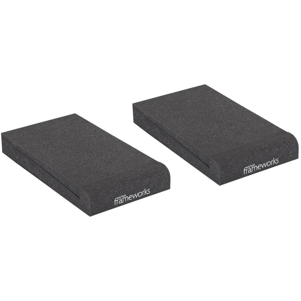 GATOR GFWISOPADSM Studio Monitor Isolation Pads Small