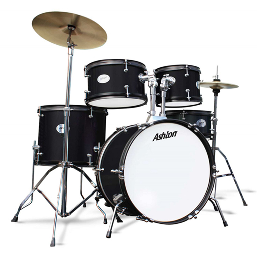 Ashton JOEYDRUM Black DrumKit
