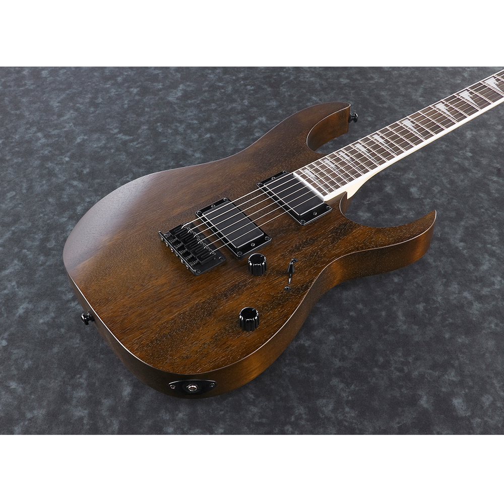 Ibanez R121DX WNF Electric Guitar - Walnut Flat