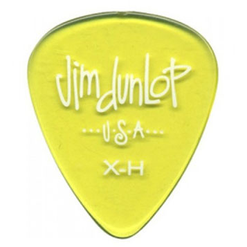 Jim Dunlop Picks - Players Pack Gels XH (12)