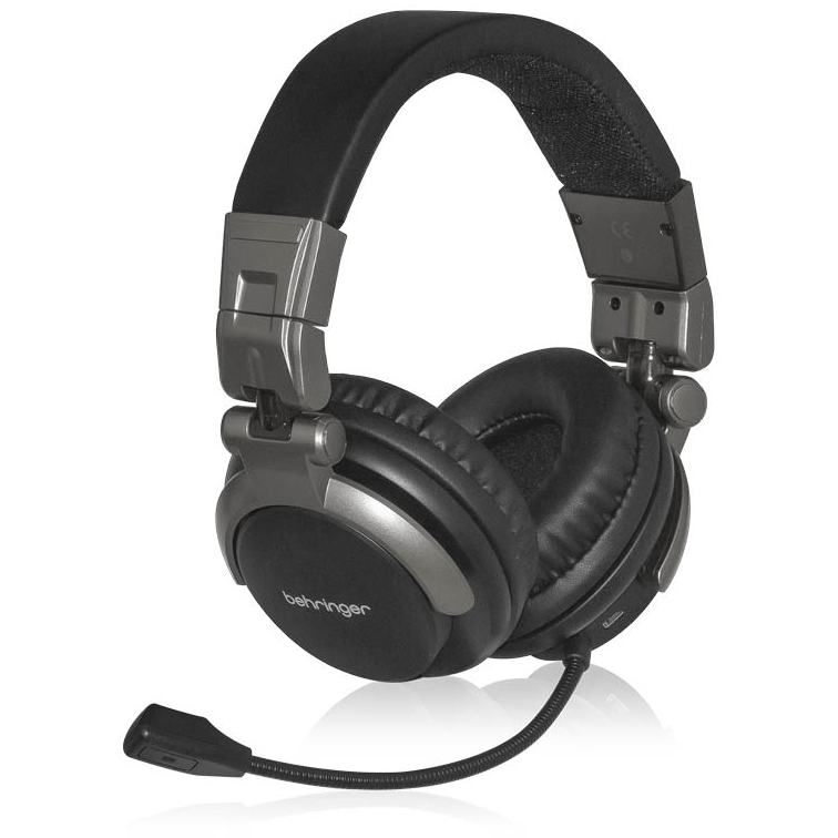 Behringer BB560M Wireless Headphones W/ Mic